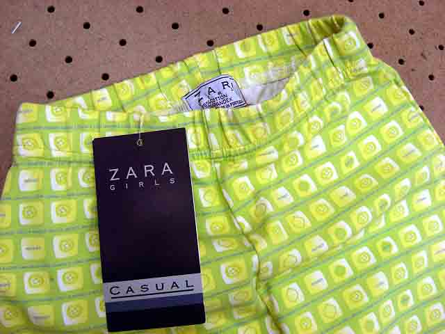 画像2: 【新品タグ付】ZARA 120cm