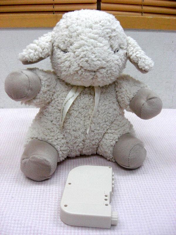 画像1: 日本育児 Cloud・B スリーピー・シープ
